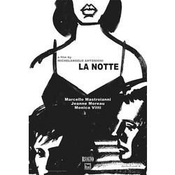 ca956a2cf323 Αφίσα La Notte 1961 30εκ.Χ45εκ. Χαρτί illustration 170γρ