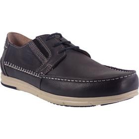 28ca2d7e7 Παπούτσια 9019 Μπλε Δέρμα memders shoes 9019 mple .