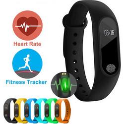 Smart Band Ρολόι Bluetooth M2 Smartwatch με Καταγραφή Βημάτων a164542c14b