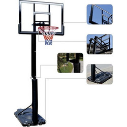 Amila Deluxe Basketball System 49221 318f49965a2