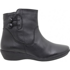 2aa63d7d12f Γυναικεία Ανατομικά Παπούτσια Sabino Μαύρο | BestPrice.gr