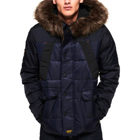 e606df60b744 Superdry Chinook Jacket M50013DR-11S