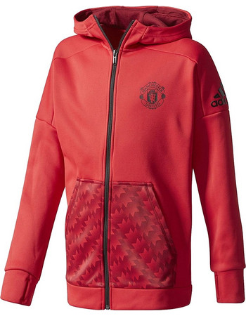 Manchester United adidas Hoodie CE8907 9d4816813a3