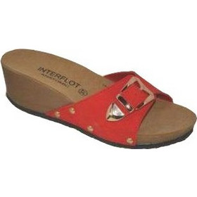 650cfcf4cea FlyFlot anatomic -Ανατομικά γυναικεία παπούτσια Κόκκινα, 1 ζευγάρι