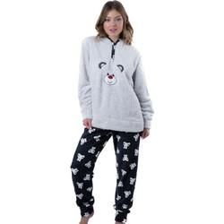 Πυτζάμα Homewear Karelpiu - Απαλό   Ζεστό Fleece - Χειμώνας 2018 19 1eeb4c2b3c0