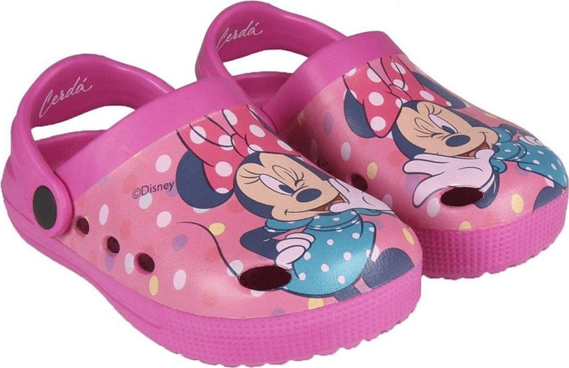 cdd5f4565ec OEM Crocs Minnie Mouse Cerda | BestPrice.gr