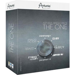 Arturia THE ONE 8 VST Programs SET - Arturia