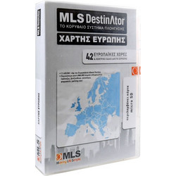 MLS EUROPE MAPS FOR IQTALK/IQTAB 32.ML.530.016 MLS