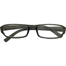 974b64d345 Fashion Zone Unisex Γυαλιά Πρεσβυωπίας Διαβάσματος Με Λεπτό Διάφανο Γκρι  Σκελετό Και Βαθμό +3.00