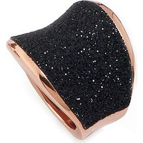 Δαχτυλίδι γυναικείο του οίκου Pesavento από συμπαγές ασήμι με επίστρωση ροζ  χρυσού 18 καρατίων 83629e98e25