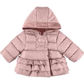 90c2c59e92a6 Mayoral Μπουφάν μικροϊνα για μωρό κορίτσι - Χαλαζίας