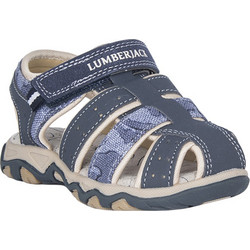 LUMBERJACK LEVI CLOSED ΠΑΠΟΥΤΣΙ ΠΑΙΔΙΚΟ 7606012R6104-CC001 (CC001 NAVY BLUE) 205387f94a3