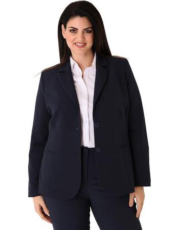 μπλε σακακι γυναικειο - Γυναικεία Σακάκια (Σελίδα 3)  7df979c2a55