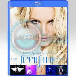 BRITNEY SPEARS LIVE: THE FEMME FATALE TOUR (BLU-RAY) - IMPORTED / ΕΙΣΑΓΩΓΗΣ