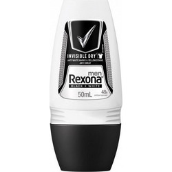 Rexona Invisible Men Roll-On 50ml