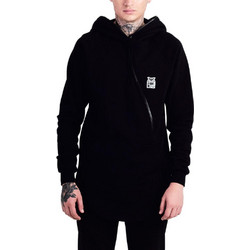 cc4f3a44d394 OWL REAPER SOLID HOODIE BLACK RE-0060