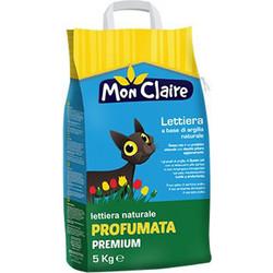 9b4cb56ad1cb Άμμος Γάτας Αρωματική 5kg Mon Claire Natural