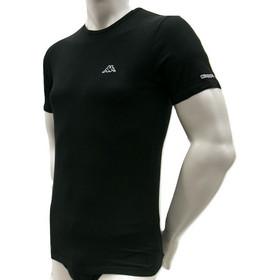 790698be4f7a Ανδρικό T-Shirt Μαύρο KAPPA K 13042 KAPPA