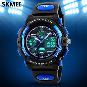 Αθλητικό ρολόι χειρός παιδικό SKMEI AD1163 BLUE d99631f6111