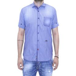 ΠΟΥΚΑΜΙΣΟ GABBIANO - 011962 - BLUE JEANS b617709ff99