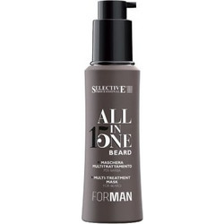 SELECTIVE ALL IN ONE BEARD - MASK ΓΙΑ ΓΈΝΙΑ 100ML