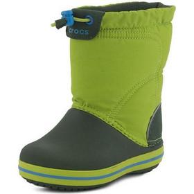 Crocband LodgePoint Boot K Crocs 203509 Πράσινο CROCS 8841a961303