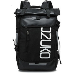 0a1cd3cd31 Σακίδιο Πλάτης 100% Αδιάβροχο. Ozuko 8020. Μαύρο