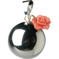 fec7f2e5633 Bola Μενταγιόν Εγκυμοσύνης με κρεμαστό τριαντάφυλλο VK890 Babylonia