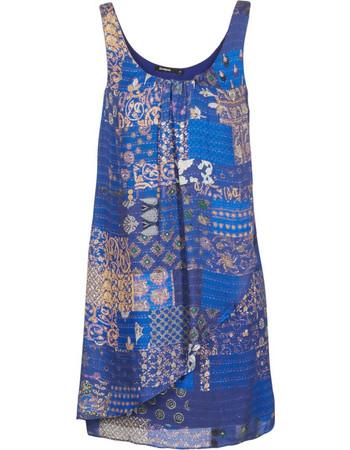 Φορέματα Desigual • Μπλε  4a2aa658b97
