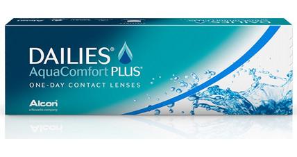 f8c21b0b50 Alcon   Ciba Vision Dailies AquaComfort Plus 30Pack + 10Pack Hμερήσιοι