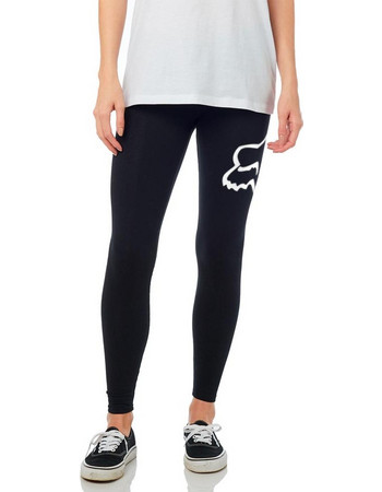 FOX ENDURATION LEGGING BLACK WHITE 19661-018 42f721becc7