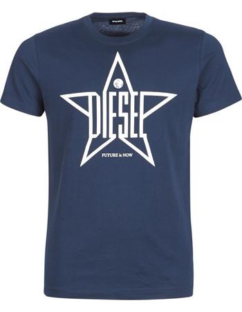 T-shirt με κοντά μανίκια Diesel T DIEGO YH 48121b41720