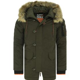 3dde188f1d2c SuperDry D2 SDX Parka Jacket M50008LR-01E