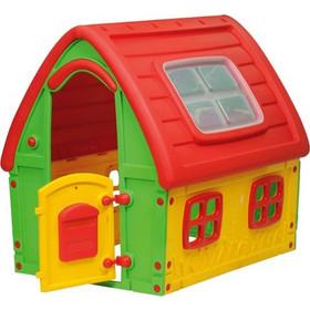 9d81b966253 StarPlay - Παιδικό Σπιτάκι Κήπου Fairy House Κόκκινο - Πράσινο 50560
