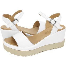 8fbe8e4049 ασπρα παπουτσια γυναικεια - Καλοκαιρινές Πλατφόρμες Bueno