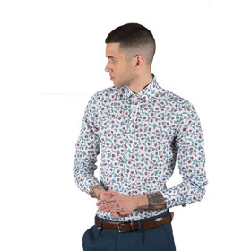 e2ab04a05b7f GUARDAROBA shirt PG-600 2738 white