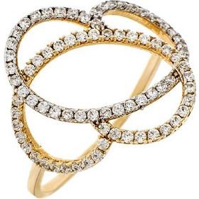 Δαχτυλίδι Χρυσό 14Κ σε Κίτρινο Χρώμα με Ζιργκόν 5eb9564f850