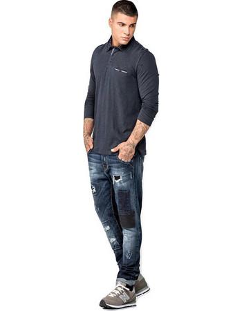 μπλουζακια ανδρικα - Ανδρικές Μπλούζες Polo Edward  37aed45890b