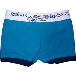 Aqaba τυρκουάζ boxer μαγιό για αγόρια AQKA02 7969f5ccfb2