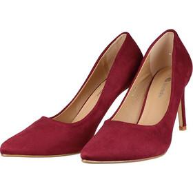 42b78c79158 Γυναικείες κόκκινες σουέντ γόβες ψηλοτάκουνες 1182 · 26,90€. Μεταφορικά: +  2,00€. Αντικαταβολή: Δωρεάν. BLONDIE 37/046 Μπορντώ