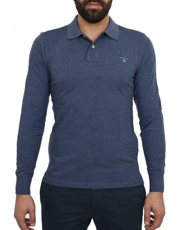41d0a2b7074a pile - Ανδρικές Μπλούζες Polo Gant