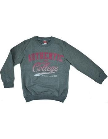 Joyce Sweatshirt Authent 7607 Grey 9ed7d1c3b1e