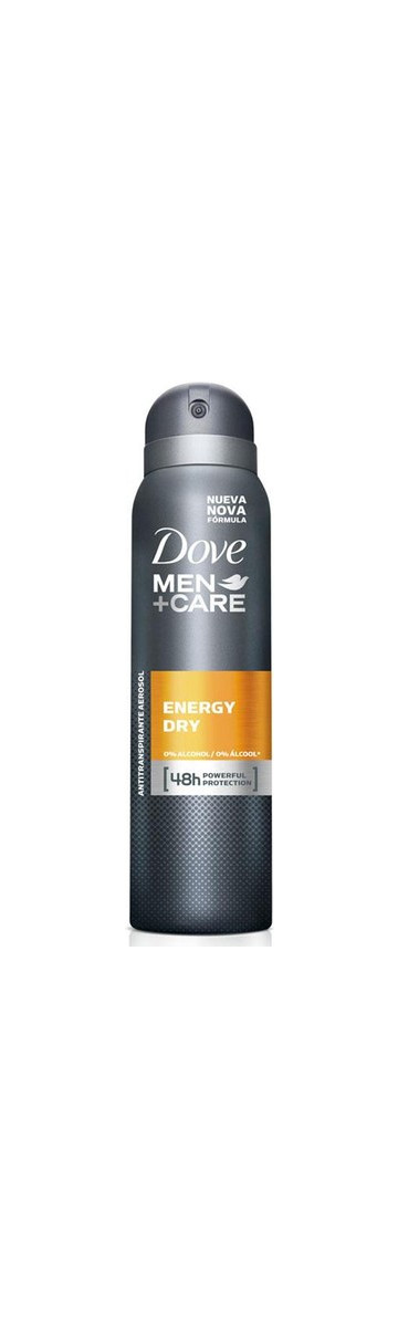 Dove Men Care Spray Energy Dry 150ml