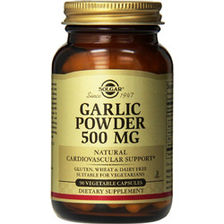 Solgar Garlic 500mg 90s