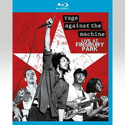RAGE AGAINST THE MACHINE: LIVE AT FINSBURY PARK (BLU-RAY) - IMPORTED / ΕΙΣΑΓΩΓΗΣ
