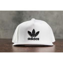 912373ef4ae adidas Originals AC CAP TRE FLAT BR4950 Λευκό-Μαυρο