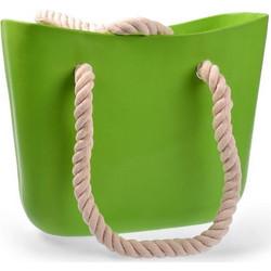 Γυναικεία τσάντα θαλάσσης από σιλικόνη - Πράσινο 18a1f5c6880