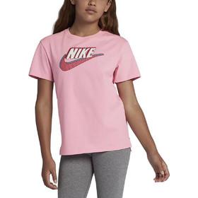 92d0dab73bcb Nike Sportswear Big Kids  (Girls ) T-Shirt 923630-654