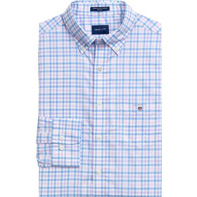 cdff57cf9345 ΠΟΥΚΑΜΙΣΟ GANT THE B-CLOTH 3 COL GINGHAM REG BD(Indigo) 3G3046850 Indigo
