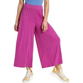 baf627fe84a Γυναικείες Παντελόνες Funky Buddha Palazzo Womens Trousers Φούξια  FBL101-02119